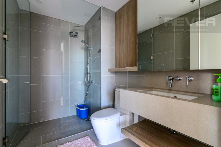 Phòng Tắm 1 Cho thuê căn hộ City Garden 2PN 2WC, đầy đủ nội thất, view sông