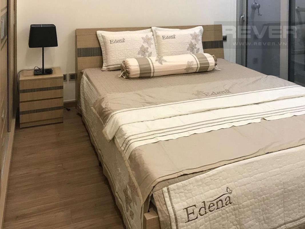 b40bf64291ab77f52eba Cho thuê căn hộ 1 phòng ngủ Vinhomes Central Park, tháp Park 7, đầy đủ nội thất, view sông và công viên