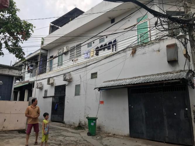 Bán nhà đường số 4, Linh Tây, Thủ Đức, sổ hồng, cách Kha Vạn Cân 250m