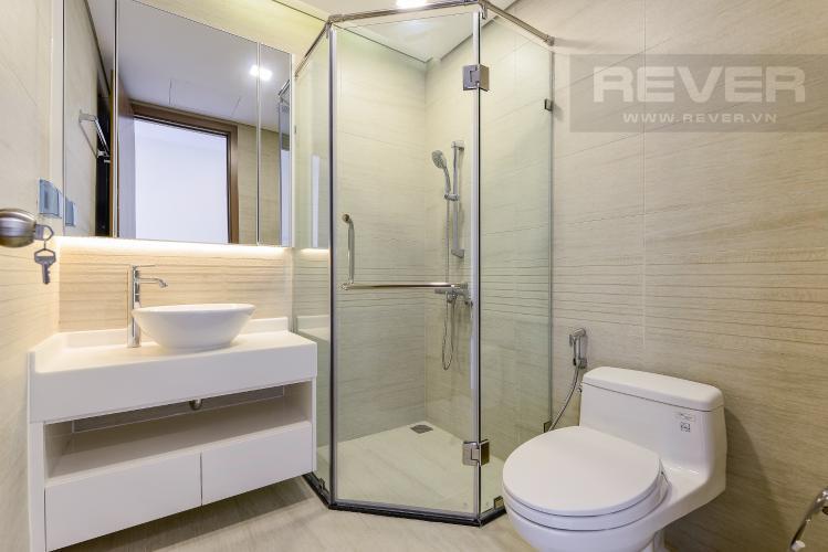 Phòng tắm 3 Căn hộ Vinhomes Central Park 3 phòng ngủ tầng cao P5 view sông