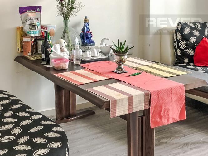 Phòng Ăn Bán hoặc cho thuê căn hộ M-One Nam Sài Gòn 2 phòng ngủ, đầy đủ nội thất