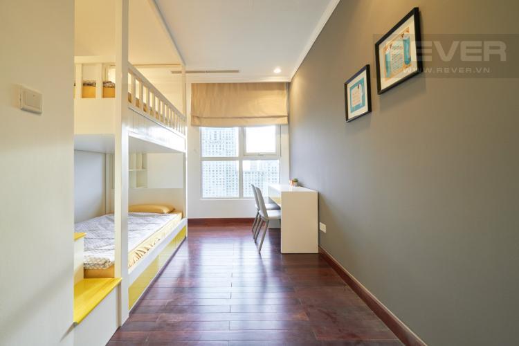 Phòng Ngủ Bán căn hộ Vinhomes Central Park 3PN, tháp The Central 3, đầy đủ nội thất, thiết kế sang trọng
