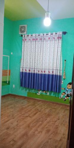 Phòng ngủ căn hộ chung cư Quân Đội Căn hộ tầng thấp chung cư Quân Đội 3 phòng ngủ, nội thất cơ bản.