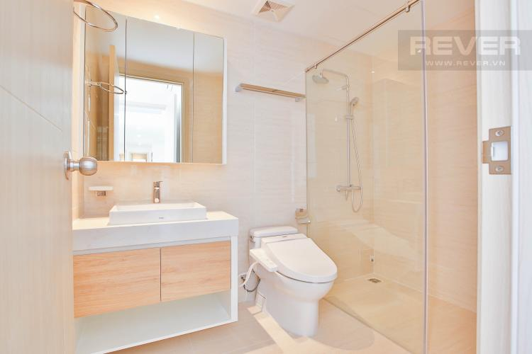 Toilet 1 Căn hộ New City Thủ Thiêm 3 phòng ngủ tầng cao BA view sông