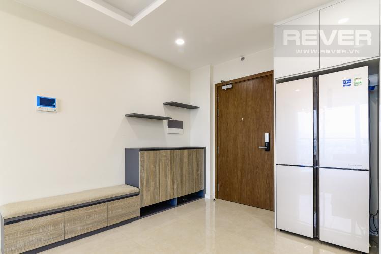 Trang Trí Cho thuê căn hộ Masteri Millennium tầng cao, 3PN, nội thất đầy đủ
