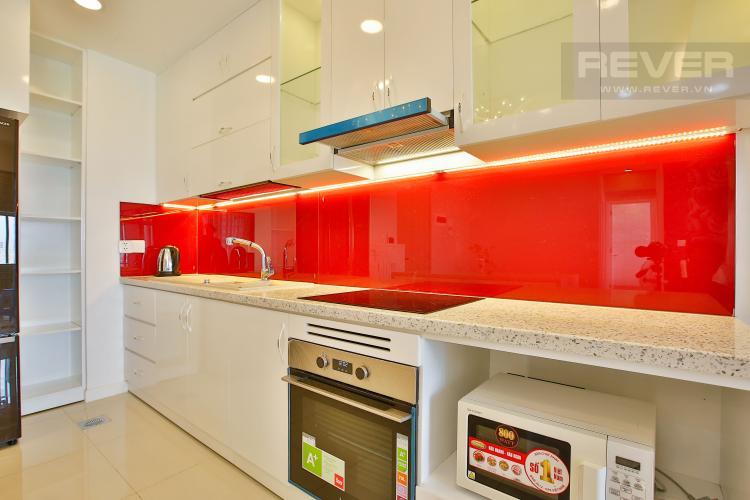 Bếp Căn hộ Estella Heights 2 phòng ngủ tầng cao T2 nội thất mới