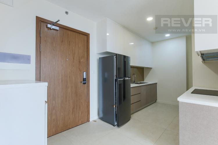 Phòng Bếp Cho thuê căn hộ Masteri Millennium tầng trung, 2PN, nội thất đầy đủ