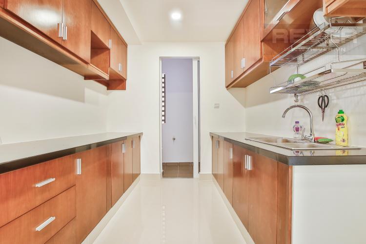 Bếp Căn hộ The Park Residence 3 phòng ngủ tầng thấp B3 nội thất đầy đủ