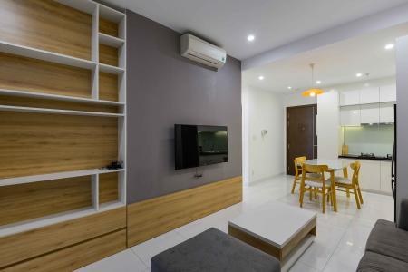 Cho thuê căn hộ Tropic Garden 2PN, tầng thấp, đầy đủ nội thất, hướng Đông đón gió