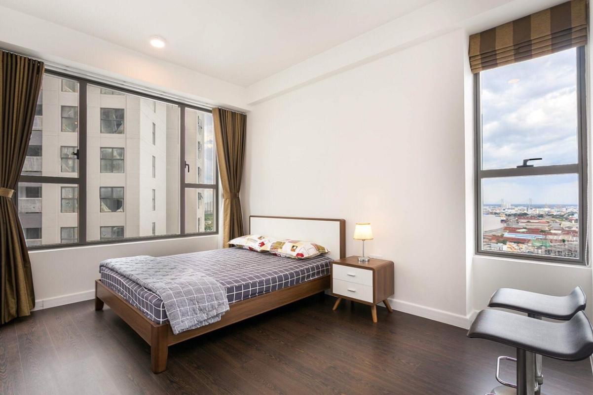 b62b4846ba2d5c73053c Cho thuê căn hộ The Tresor 2 phòng ngủ, tháp TS1, đầy đủ nội thất, view sông Sài Gòn