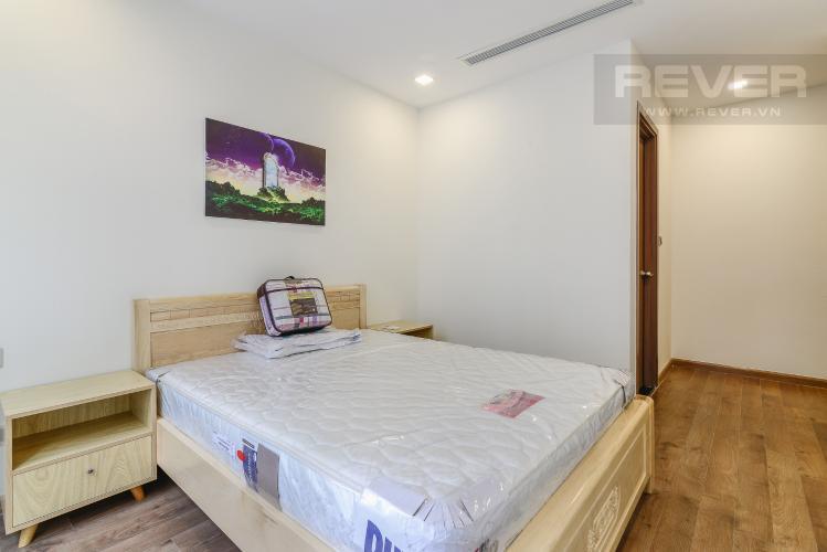 Phòng Ngủ 1 Căn hộ Vinhomes Central Park 2 phòng ngủ tầng cao P7 view nội khu