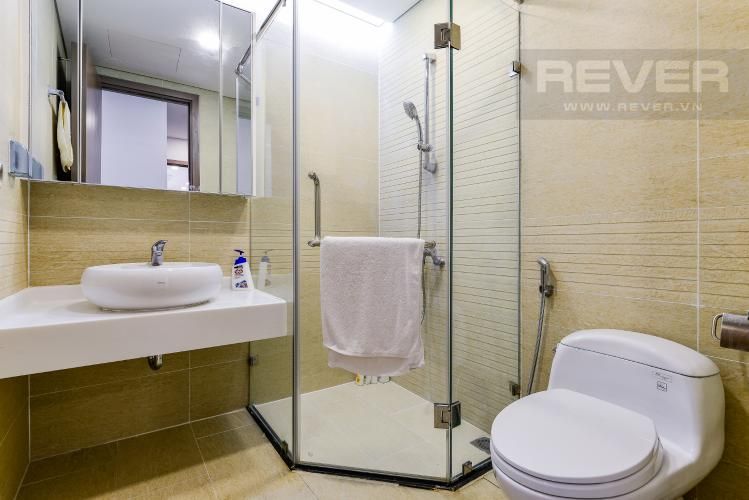 Phòng tắm 2 Căn hộ Vinhomes Central Park tầng thấp, Park 7, 2 phòng ngủ, view nội khu