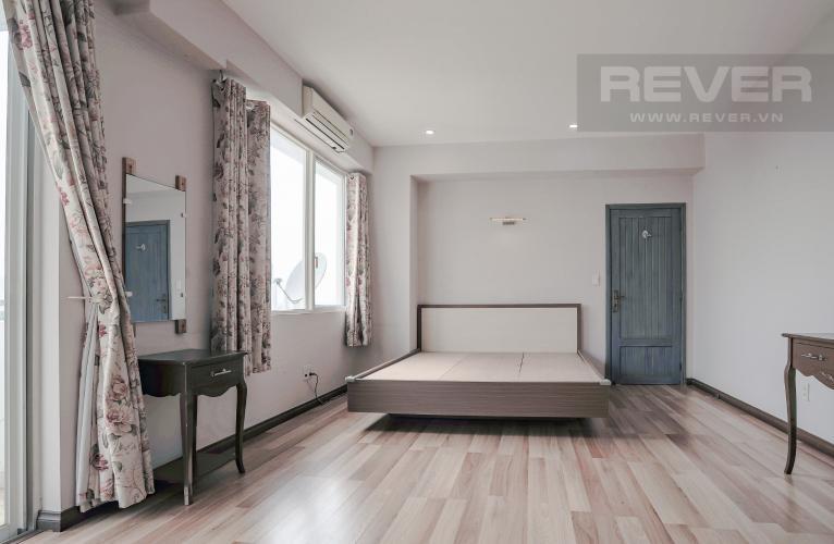 Phòng Ngủ 1 Bán căn hộ Grand View Quận 7 tầng thấp 2PN đầy đủ nội thất
