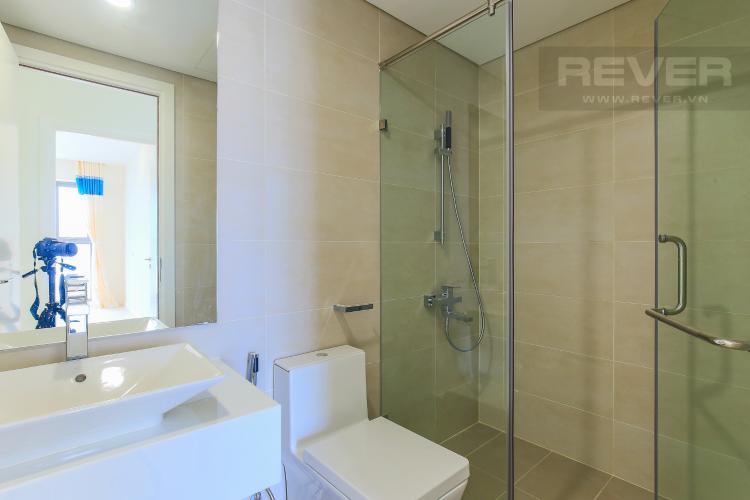 Phòng Tắm 2 Bán và cho thuê căn hộ Masteri Millennium 2PN, rộng rãi, view đẹp