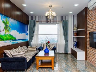 Bán căn hộ Sunrise City 1PN, tháp X1 khu North, diện tích 57m2, đầy đủ nội thất
