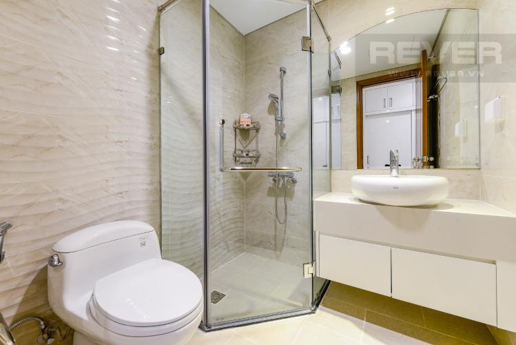 Phòng tắm 2 Căn góc Vinhomes Central Park 3 phòng ngủ tầng trung Landmark 5