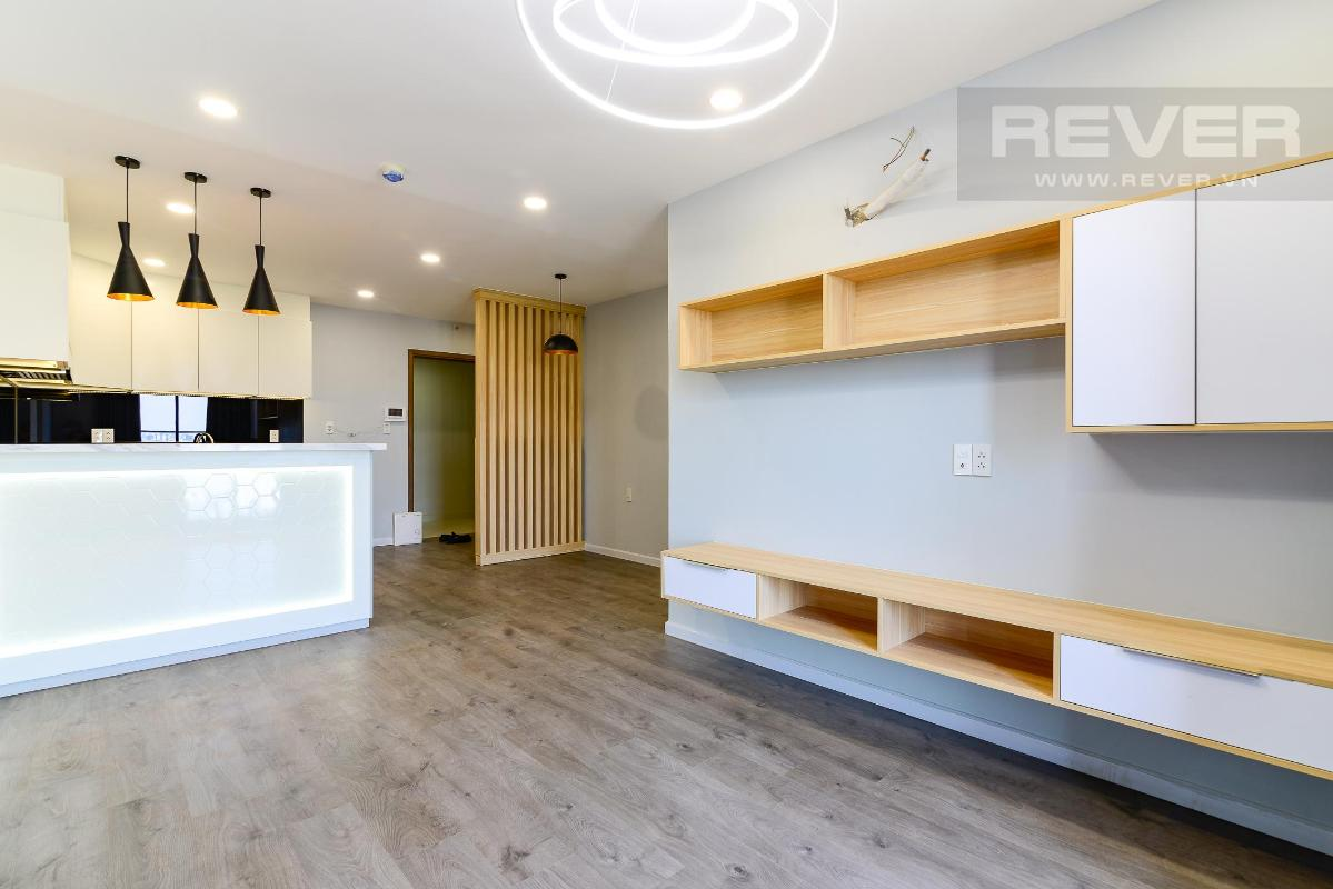 can-ho-DE-CAPELLA Bán căn hộ De Capella 2PN, block B, đầy đủ nội thất, tầng cao view thoáng