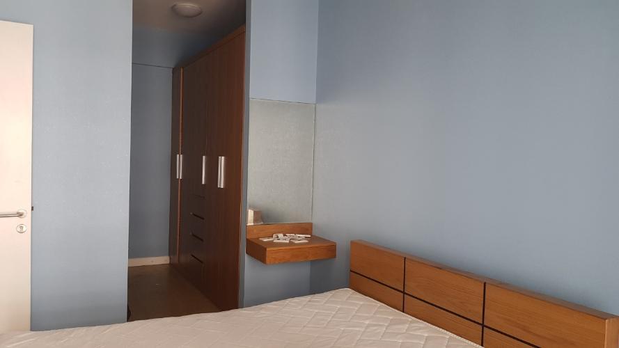 Phòng ngủ Masteri Thảo Điền Quận 2 Căn hộ tầng trung Masteri Thảo Điền ban công hướng Đông Bắc.