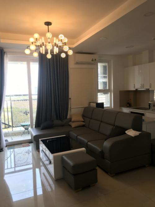 Bán căn hộ Saigon Mia, 2 phòng ngủ diện tích 78.57m2