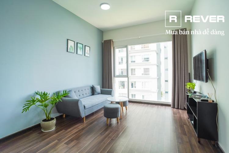 Bán căn hộ chung cư Phú Mỹ, tầng 8, đầy đủ nội thất, căn góc view thoáng