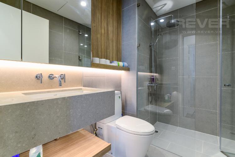 Phòng Tắm Căn hộ City Garden 1PN, view đẹp, nội thất đầy đủ