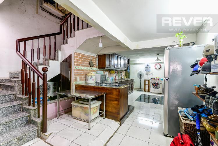 Nhà Bếp Nhà phố Đỗ Ngọc Thạnh Quận 5, 1 tầng, 3PN đầy đủ nội thất