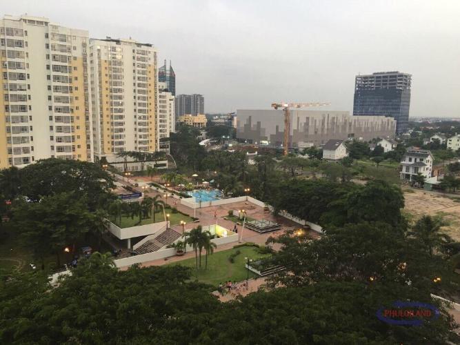 Cho thuê căn hộ Sky Garden thuộc tầng trung, tháp Sky Garden 3, tầng trung, diện tích 60m2
