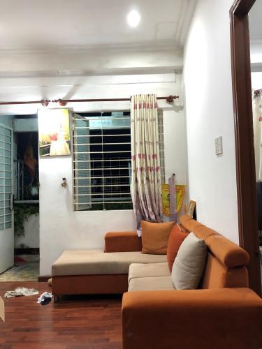 Phòng khách chung cư Nhiêu Lộc, Tân Phú Căn hộ chung cư Nhiêu Lộc view khu dân cư yên tĩnh, thoáng mát.