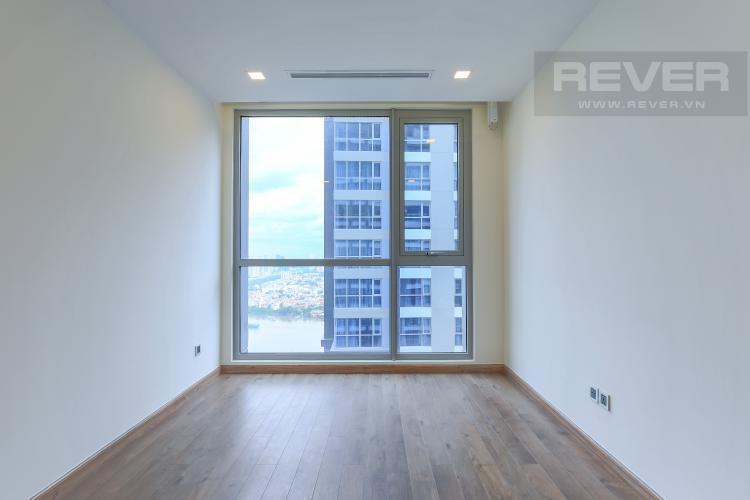 Phòng Ngủ 2 Căn hộ Vinhomes Central Park tầng cao, tháp Park 6, 2PN, nội thất cơ bản