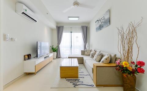 Căn hộ Masteri Thảo Điền tầng cao T5 view sân vườn nội khu