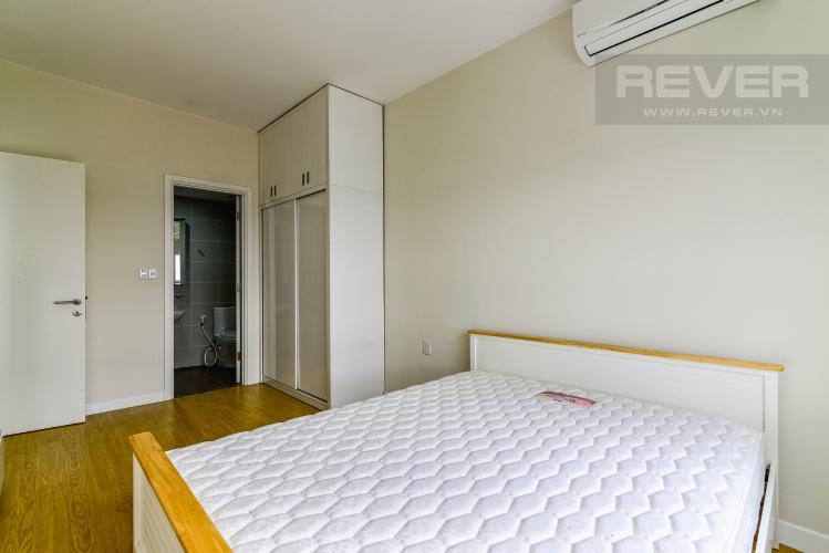 Phòng Ngủ 1 Căn hộ Masteri Thảo Điền 2 phòng ngủ tầng cao T3 hướng Tây Bắc