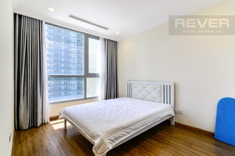 Phòng Ngủ Căn hộ Vinhomes Central Park 1 phòng ngủ tầng cao L3 hướng Đông Bắc