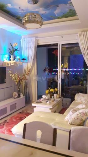 Căn hộ Richstar nội thất đầy đủ, 2 phòng ngủ.