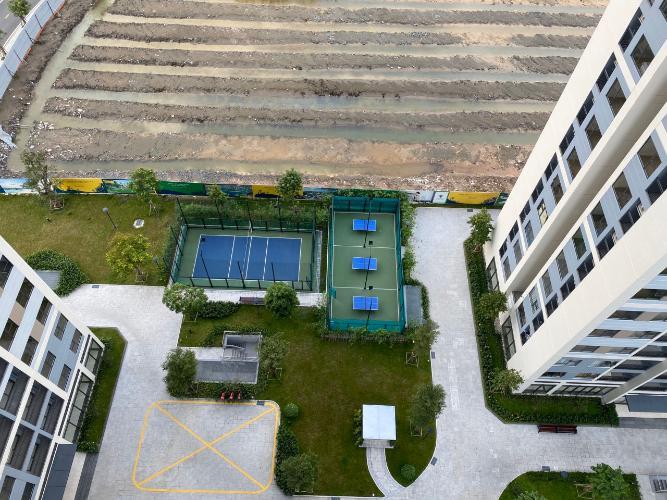 View căn hộ Vinhomes Grand Park Cho thuê căn hộ 2 phòng ngủ, view nội khu và sông Vinhomes Grand Park
