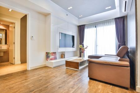 Căn hộ Masteri Thảo Điền tầng cao T5 thiết kế đẹp, nội thất thông minh