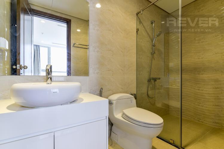 Phòng Tắm 1 Căn hộ Vinhomes Central Park 2 phòng ngủ tầng cao L2 view sông
