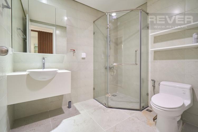 Phòng Tắm 1 Bán căn hộ Vinhomes Central Park 3PN, tháp The Central 3, đầy đủ nội thất, thiết kế sang trọng