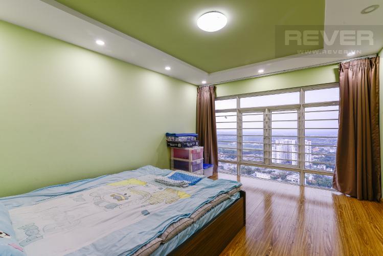 Phòng Ngủ 3 - Tầng Lửng Căn hộ Phú Hoàng Anh tầng cao 4 phòng ngủ đầy đủ nội thất