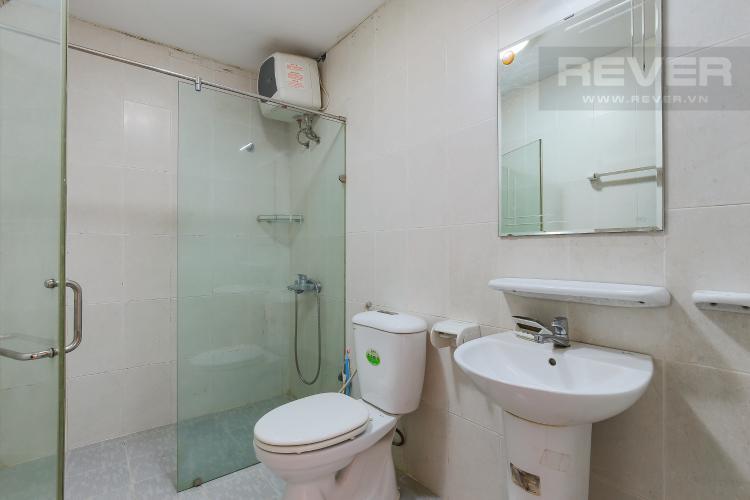 Phòng Tắm 1 Căn hộ Copac Square Quận 4 tầng thấp 2 phòng ngủ nội thất cơ bản