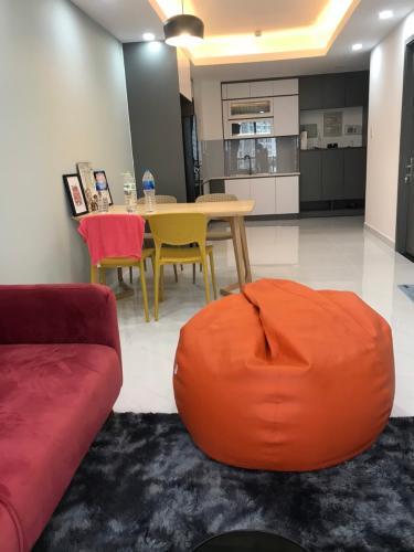 Nội thất Saigon South Residence, Nhà bè Căn hộ Saigon South Residence hướng Bắc đầy đủ nội thất tiện nghi.