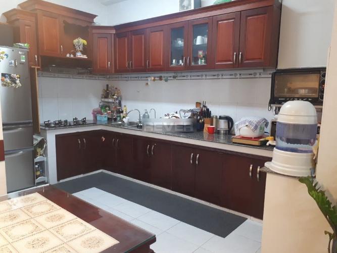 Phòng bếp chung cư Lê Thành, Bình Tân Căn hộ chung cư Lê Thành tầng trung, hướng Đông Nam.