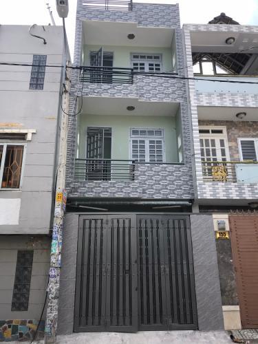 Mặt tiền nhà phố đường số 1, Gò Vấp Nhà phố mặt tiền diện tích 48m2, sổ hồng riêng bàn giao ngay.