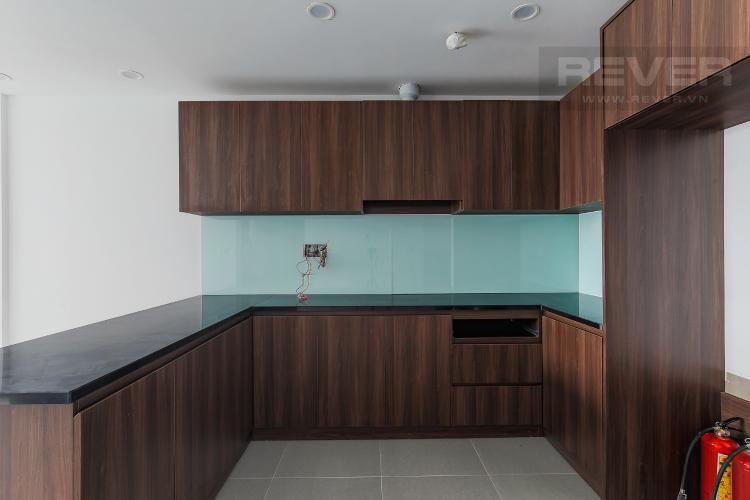 Phòng Bếp Căn hộ The Gold View tầng trung, 2PN, bàn giao thô