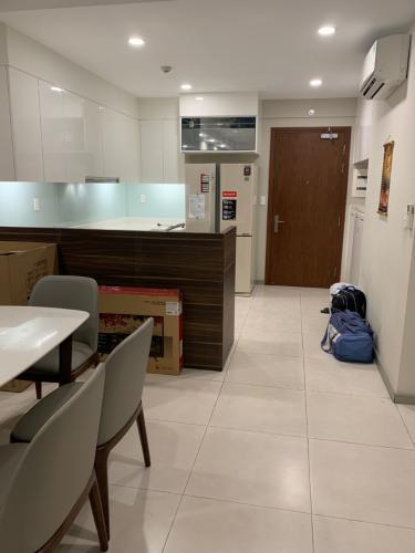 Phòng bếp The Gold View, Quận 4 Căn hộ The Gold View tầng trung, thiết kế hiện đại đầy đủ nội thất.