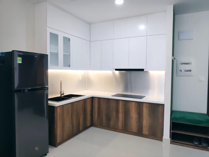 phòng bếp căn hộ  Căn hộ tầng thấp Sunrise Riverside đầy đủ nội thất