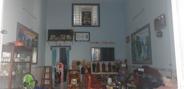 Bán nhà cấp 4 sát hẻm xe hơi đường Tôn Thất Thuyết, Quận 4, sổ hồng chính chủ, cách đường chính 15m