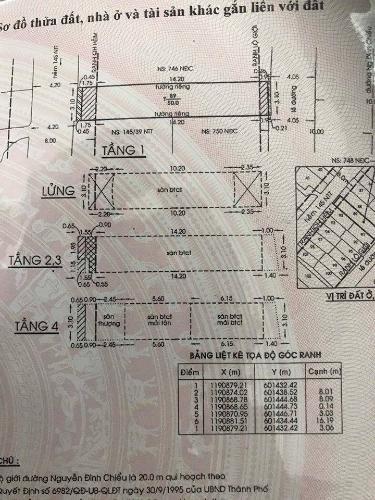 225544501710378438973173882979081n.jpg Nhà phố đường Nguyễn Đình Chiểu Quận 3 tiện kinh doanh