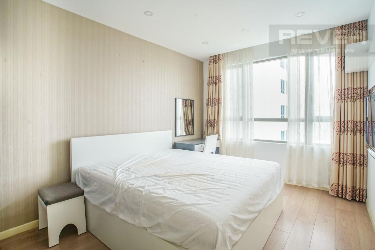 Phòng Ngủ 2 Bán căn hộ Riviera Point 2PN, diện tích 105m2, đầy đủ nội thất, hướng Đông Bắc, view sông và hồ bơi