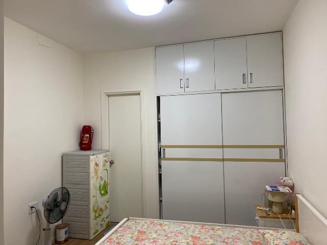 Phòng ngủ M-One Nam Sài Gòn, Quận 7 Căn hộ M-One Nam Sài Gòn tầng trung, view thành phố sầm uất.