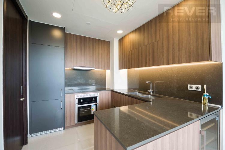 Bếp Cho thuê căn hộ duplex Serenity Sky Villas 2PN, tầng trung, diện tích 123m2, đầy đủ nội thất